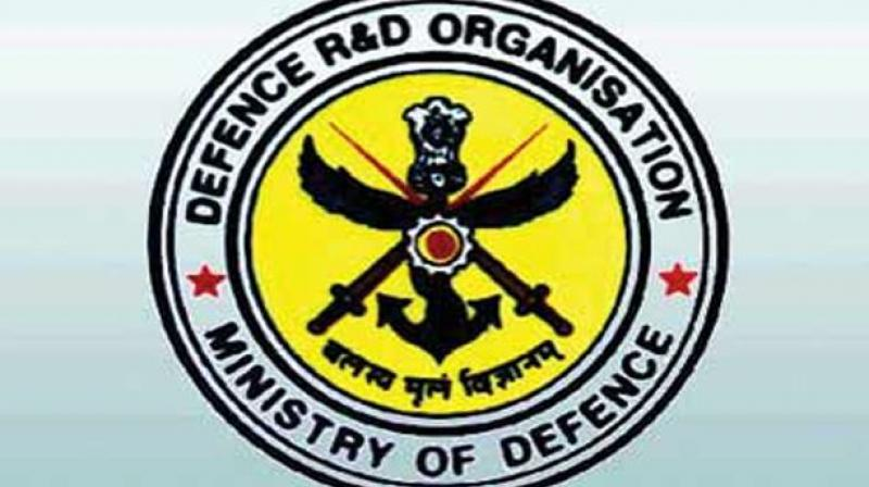 Defence Research and Development Organisation logo (Photo: PTI)