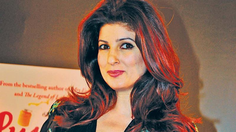 576cff22443d5 Bollywood is boring to me: Twinkle Khanna