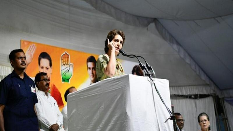 UPA chairperson Sonia Gandhi, on her maiden visit to Raebareli after the Lok Sabha victory, attacked the BJP, saying that all type of tactics were adopted to win the Lok Sabha elections. (Photo: ANI)