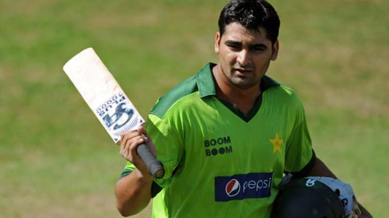 Shahzaib is one of six players sanctioned in the spot-fixing case which rocked the second edition of Pakistan Super League last year, a Twenty20 tournament. (Photo: AFP)
