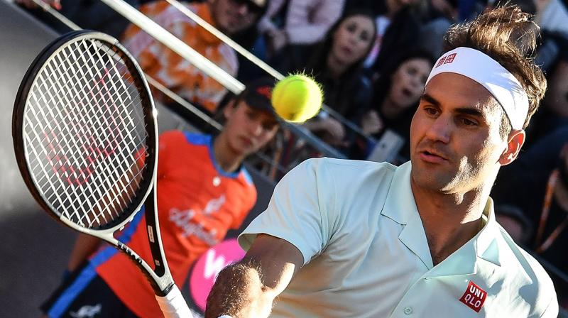 The outburst came after Kyrgios got a code violation for unsportsmanlike conduct. Having already been handed a violation earlier, it meant the umpire also handed Kyrgios a game penalty. (Photo: AFP)