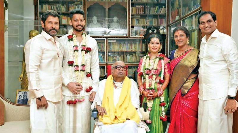 Dhayanidhi alagiri wife sexual dysfunction