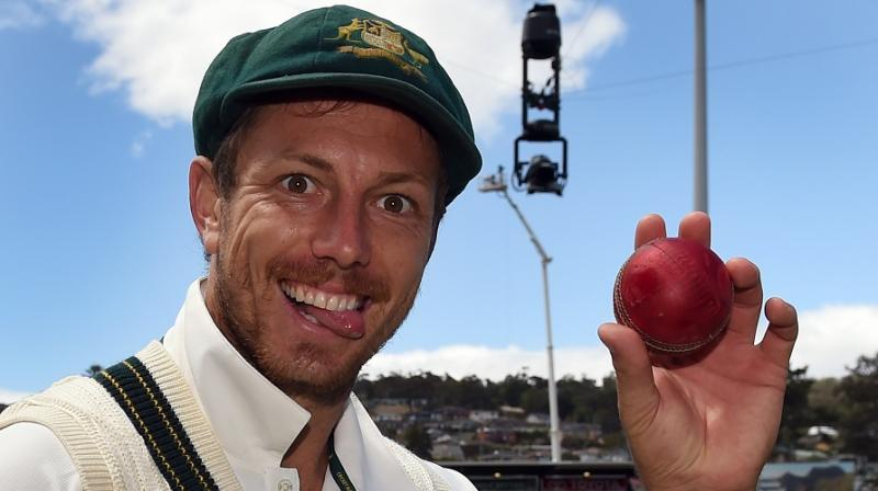 Australian speedster James Pattinson has expressed his desire to play back-to-back games in Test cricket soon. (Photo: AFP)