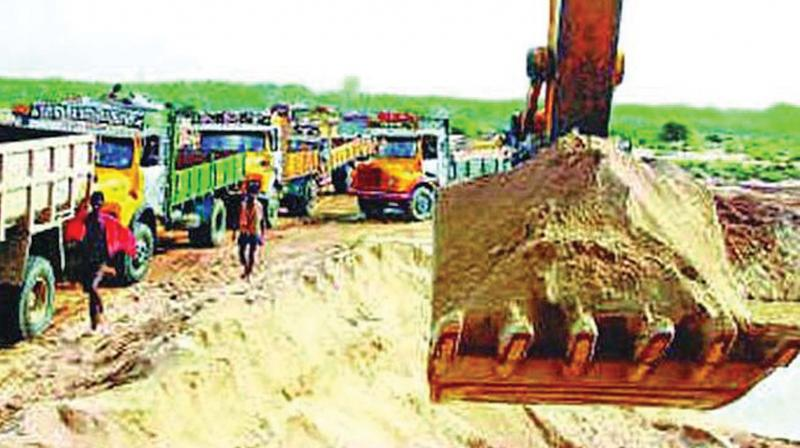 On Saturday, the villagers claimed that the investigation by Narsipatnam revenue divisional officer (RDO) and mining deputy director was invalid. They demand the government conduct a fresh inquiry by involving district level officials from irrigation and forest department and the state pollution control board.