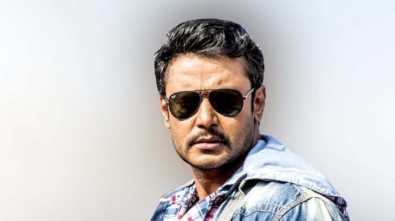 Actor Darshan.