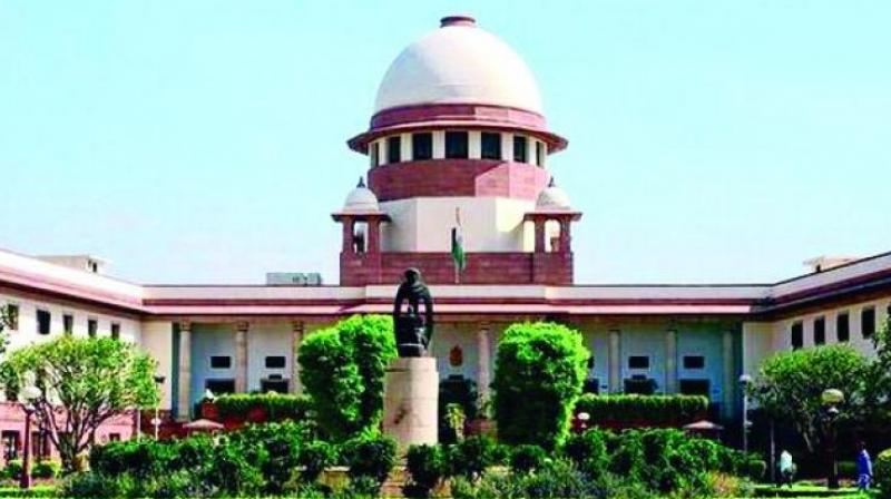 The Supreme Court said that such incidents, involving police, tend to erode people's confidence in the criminal justice system more than in cases involving private individuals. (Photo: File)