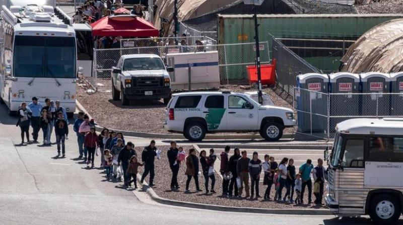 Government inspectors have long warned about the squalid conditions inside Border Patrol holding cells. (Photo: AFP)