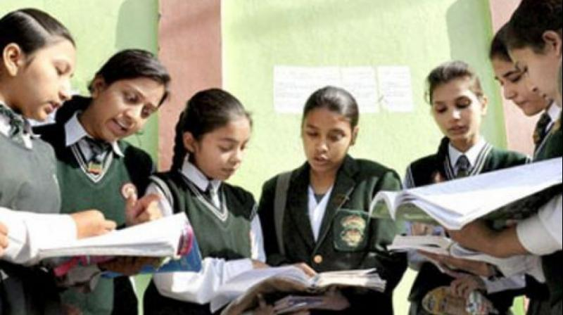 CBSE declares dates of class 10 and 12 board examinations