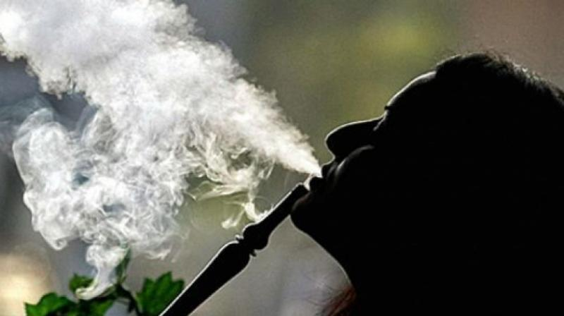 This is why smoke loads can be so large for hookah users, even if they use infrequently. (Photo: FIle)