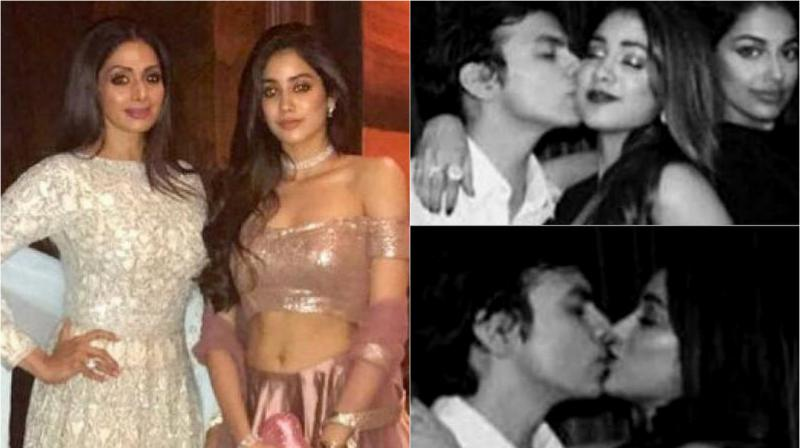 Forget dating boys, Jhanvi is not even allowed to have male friends.
