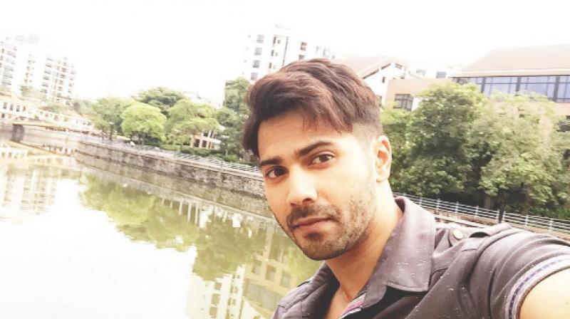 No sleep for Varun Dhawan as he shoots for Badrinath Ki