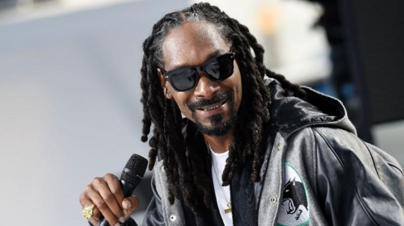 Snoop Dogg (Photo: AFP)