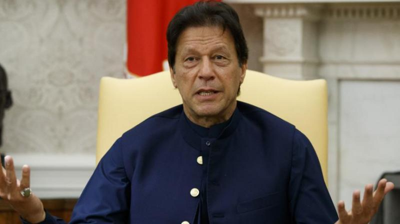 'People would fight against atrocities, human rights violations because they have understood death is better than disdainful life,' Imran Khan said. (Photo: File)