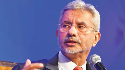 Jaishankar said that socio-economic changes have taken place in the last five years in the country such as growth of awareness, literacy, changes in gender gap, skills and connectivity. (Photo: File)
