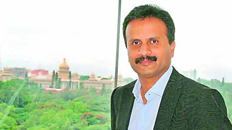 V.G. Siddhartha's story is the distressing tale of aspirational entrepreneurship in uncertain times.
