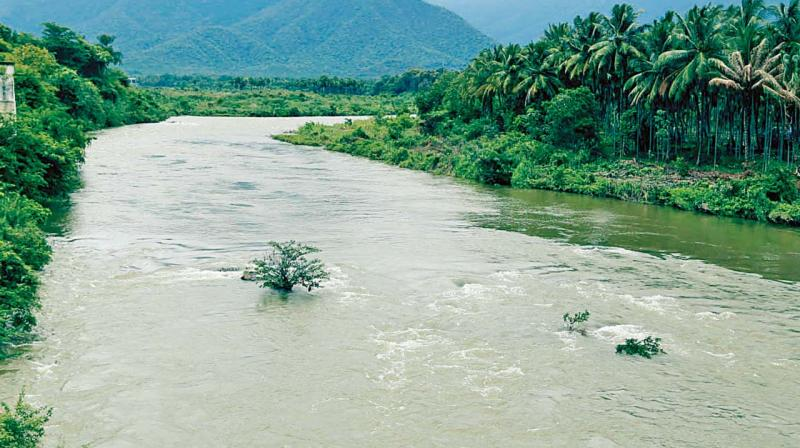 He advised the people to move to safer locations and not to cross the Bhavani River.