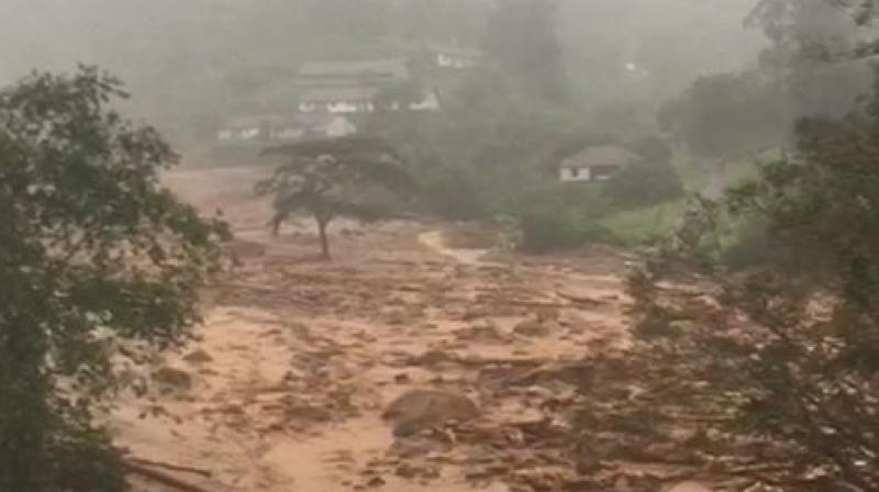 Eighty-eight people have died across 14 districts of flood-battered Kerala while 40 are missing, authorities said on Tuesday. (Photo: File)