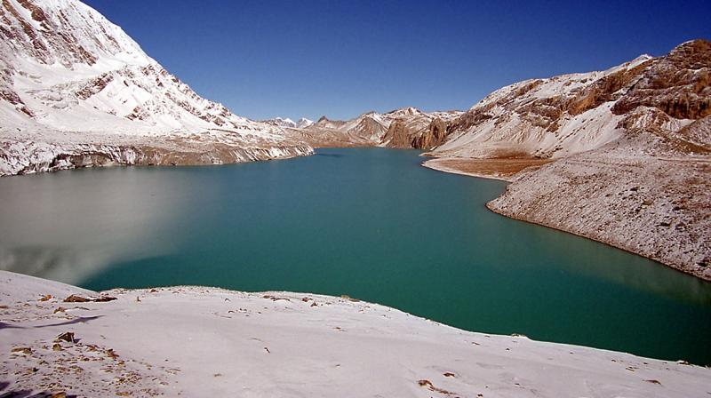 A newly-discovered lake in Nepal is likely to set a new record of being the world's highest lake replacing Tilicho, which is situated at an altitude of 4,919 metres in the Himalayan nation and currently holding the title. (Representational Image)