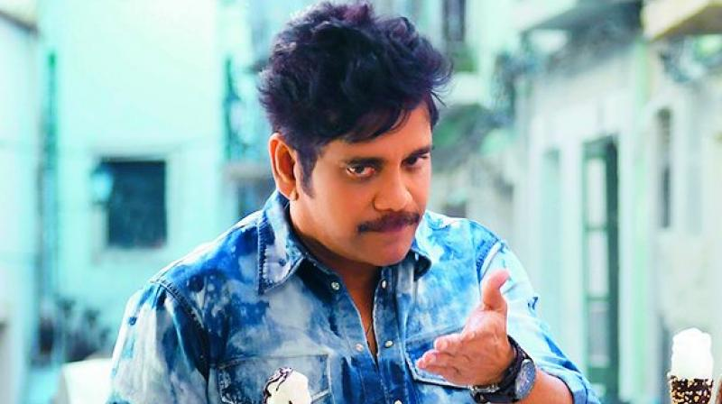 Manmadhudu 2 movie review: Himalayan blunder from Nagarjuna!