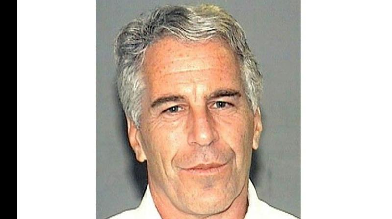 Jeffrey Epstein's death in prison from an apparent suicide as he awaited trial on sex trafficking charges came after newly released testimony linked the disgraced financier to several high-profile personalities. (Photo: AFP)