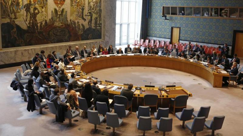 The UN Security Council on Friday began a rare closed door meeting to discuss India revoking the special status of Jammu and Kashmir after Pakistan, backed by its all-weather ally, China, requested 'closed consultations' on the issue. (Photo: File)