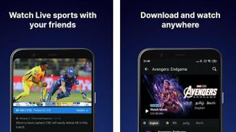 Hotstar App Rebranded Now Streaming Disney Plus Content In Test Phase