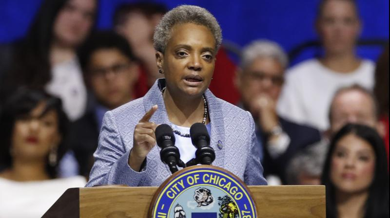 Lightfoot isn't the first incoming Chicago mayor to have pledged to overhaul a department accused for decades of abuses. (Photo:AP)