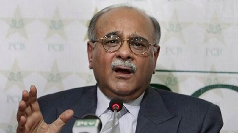 Pakistan Cricket Board (PCB) chairman Najam Sethi has warned the Board of Control for Cricket in India (BCCI) that his country can exercise their 'right' to pull out of the Asia Cup, which India is all set to host in September next year.(Photo: AP)