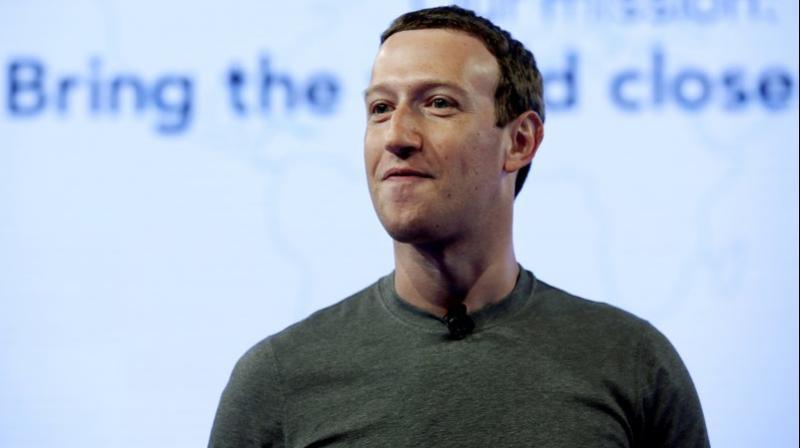 Facebook CEO Mark Zuckerberg. (AP Photo/Nam Y. Huh, File)