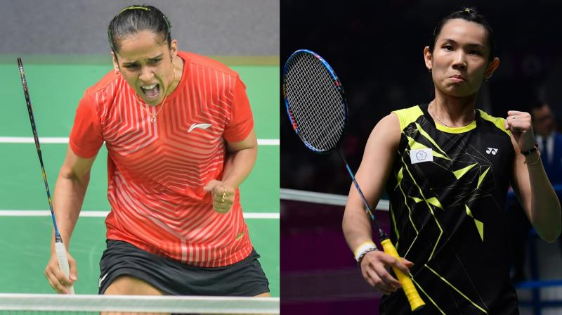 Saina Nehwal Will Square Off Against Tai Tzu Ying As The Denmark Open Super Series Title