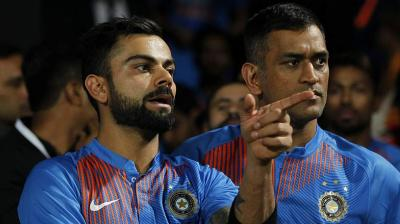 After winning the two-match Test series in under six-playing days, Virat Kohli-led India will be out to continue their good run of form against West Indies as the two teams kick off the five-match ODI series here on Sunday. (Photo: BCCI)