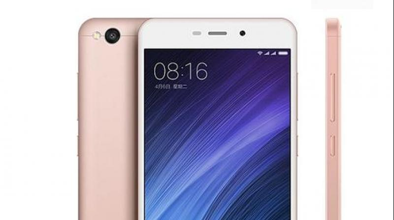 Redmi 4A priced at Rs 5,999 combines power and speed in an ultra light package.