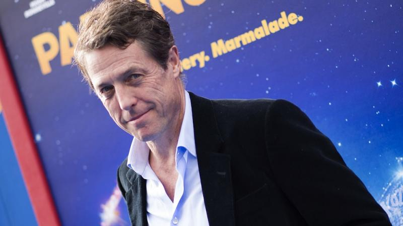 Actor Hugh Grant attended the US premiere of 'Paddington 2' in Westwood, California January 6, 2018. (Photo: AFP)