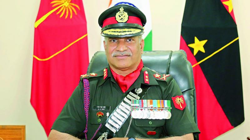 Army tells cops of threat from highways near SCB