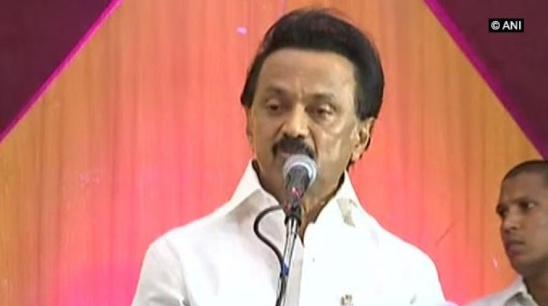 Stalin calls PM 'liar' for not honouring 2014 poll promises