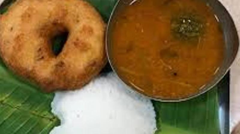 The picture of the dead lizard found in 'vada sambar' went viral on the social media. (Representational Image)