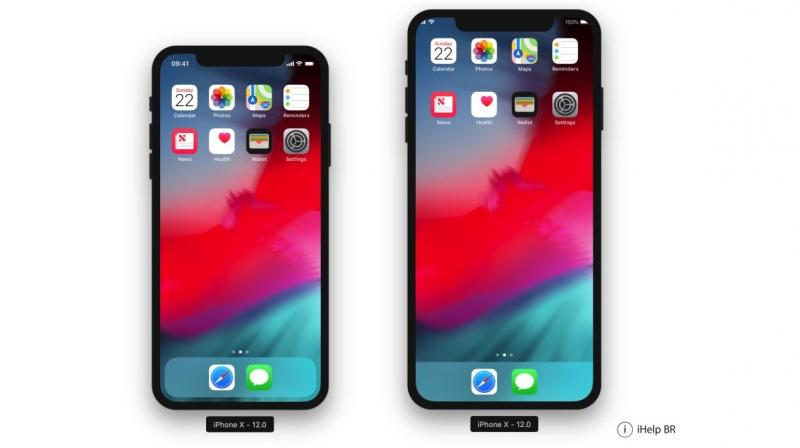 next iphone update apple accidentally leaks next iphone x 12712