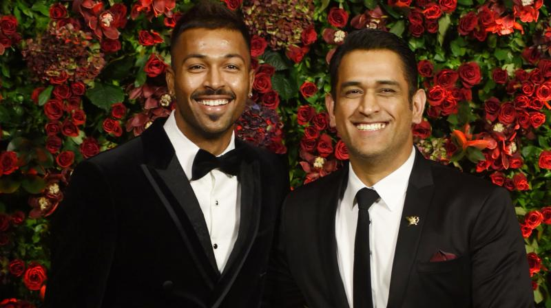 The duo, who are not a part of India's ongoing tour of Australia, were last spotted together celebrating Sakshi's 30 birthday along with a host of other cricketers in November. (Photo: AFP)