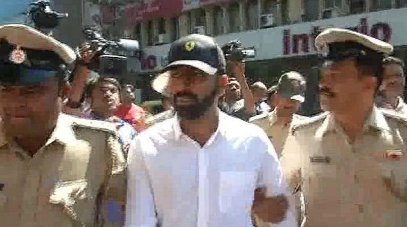 Karnataka High Court dismisses Mohammed Haris Nalapad bail plea
