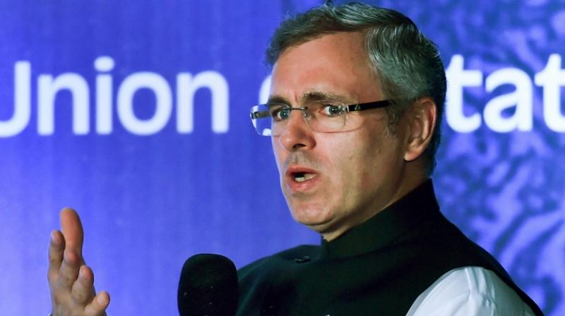 Omar Abdullah noted, 'There will be other attempts made in other states as well. It is an ongoing process. As we get closer to the General Elections in 2019, I am sure it will take on a greater shape.' (Photo: PTI)