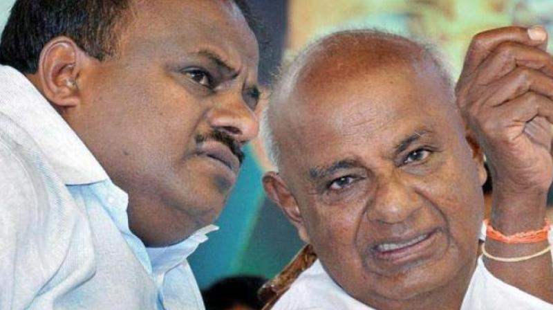 H D Kumaraswamy said the government would start work towards preparing the new budget in three to four days, which would also include new schemes. (Photo: File)