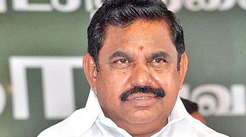 Tamil Nadu CM Edappadi K. Palaniswami