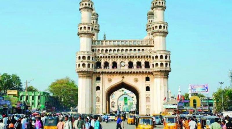 Charminar Pedestrianisation Project (CPP) has been dragging along for a decade now.