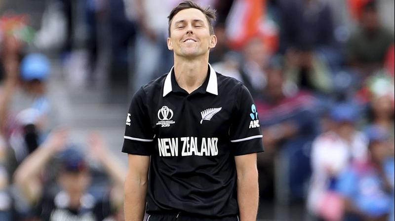 Recalling the 2015 final, in which the Black Caps were outplayed by Australia, Boult that loss hurts less compared to the heartbreak at Lord's. (Photo: AP)