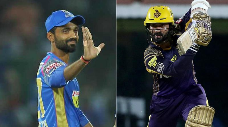 Uthappa, Rana and Karthik lead Knight Riders to 7-wicket win