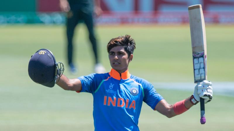 Image result for Shubman Gill HD