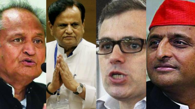 Omar Abdullah took a dig saying that 'Amit Shah doesn't forget to thank the embedded BJP workers disguised as journalists'. (Photo: File)