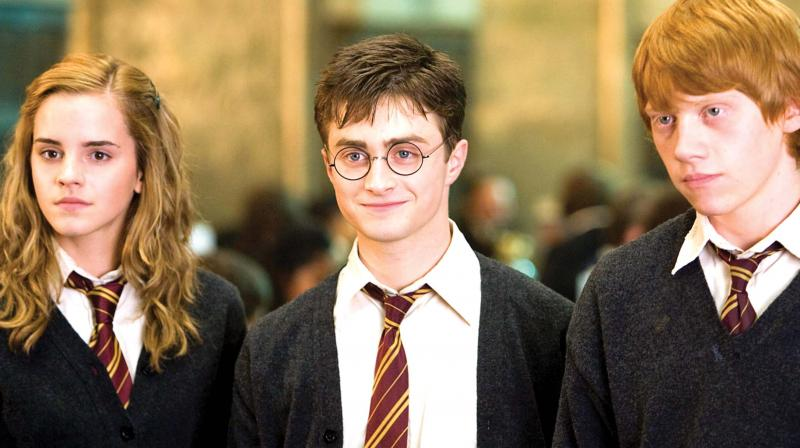 Potterheads celebrate Harry Potter's birthday with fanfare