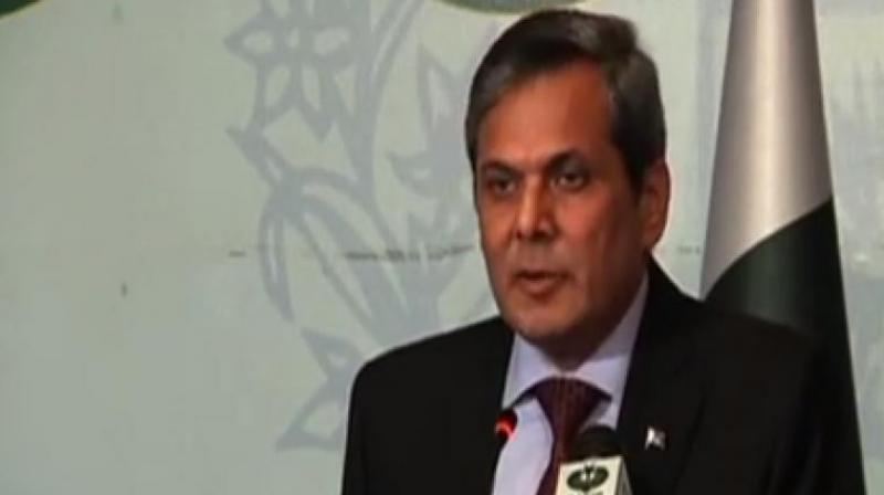 Pakistan's Foreign Office spokesperson Nafees Zakaria. (Photo: File)