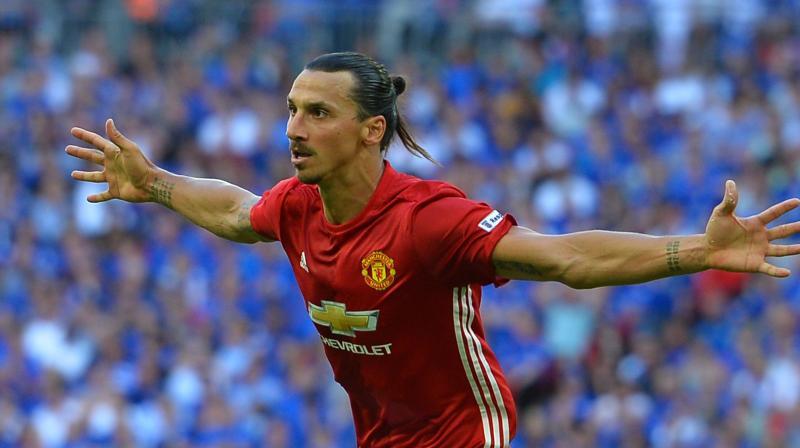 Zlatan Ibrahimovic scored 28 goals in 46 matches last season. (Photo: AFP)